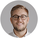 Jesper Luff, rådgivning og salg
